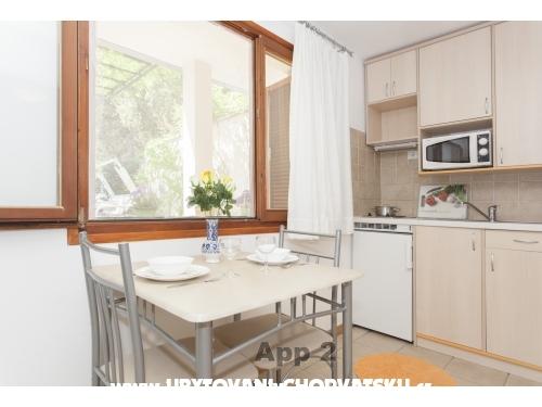 Apartmány Kump - Rovinj Chorvátsko