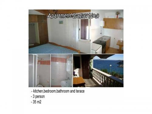 Apartment Zaglav - Sali � Dugi otok Kroatien