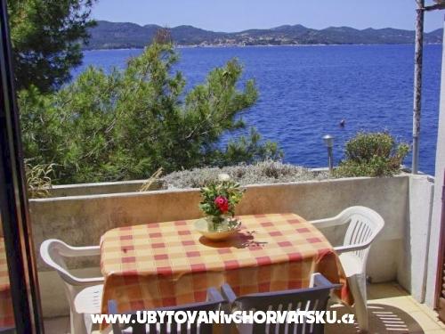Apartamenty Lavdara - Sali � Dugi otok Chorwacja