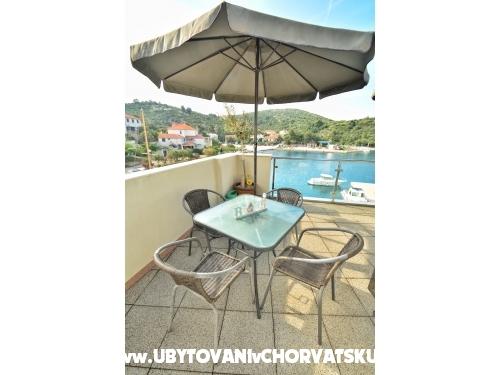 Apartmány Schwab - Sali – Dugi otok Chorvatsko
