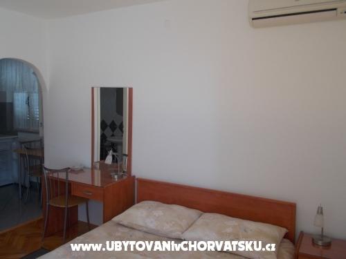 Appartementen Lela - Senj Kroatië
