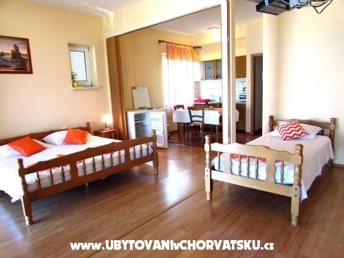 Apartmány Stanišić - Senj Chorvátsko