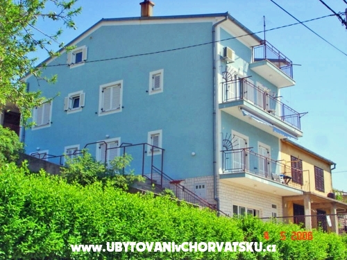 Apartments Stanišić - Senj Croatia