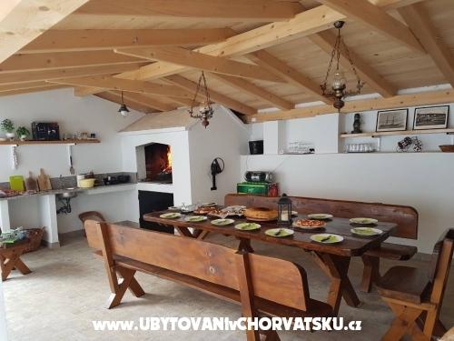 Prázdninový dom Marta - Senj Chorvátsko