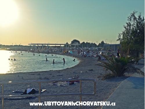 Apartmán Brodarica Beach - Šibenik Chorvatsko