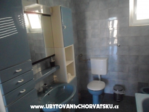 Apartmány Badzim - Šibenik Chorvatsko