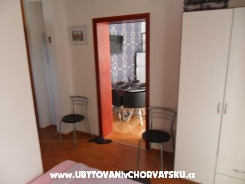 Apartmány Badzim - Šibenik Chorvátsko