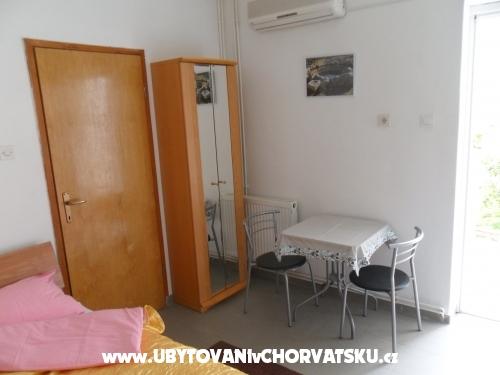 Apartmanok Badzim - Šibenik Horvátország