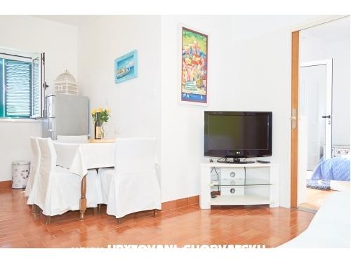 Apartmány Baković - Šibenik Chorvatsko