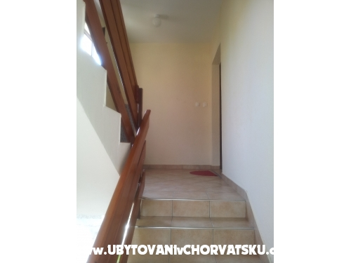 Appartements Baranovic - �ibenik Croatie