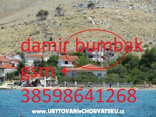 Apartmány Braco žaborić - Šibenik Chorvátsko