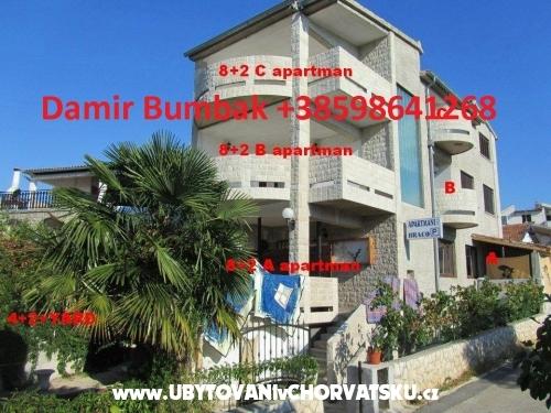 Apartamenty Braco �abori� - �ibenik Chorwacja