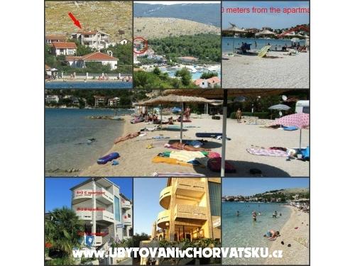 Apartmani Braco žaborić - Šibenik Hrvatska