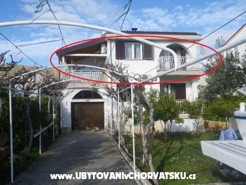 Apartamenty  žaborić Jasenovo , apart - Šibenik Chorwacja