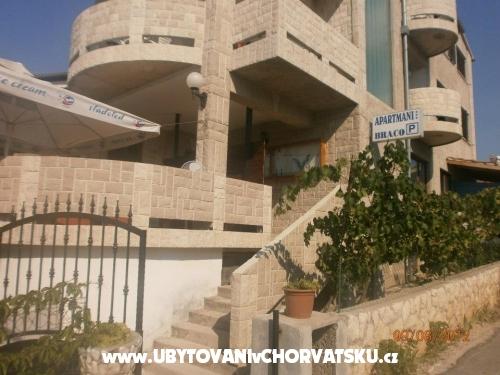 Apartamenty Braco žaborić - Šibenik Chorwacja
