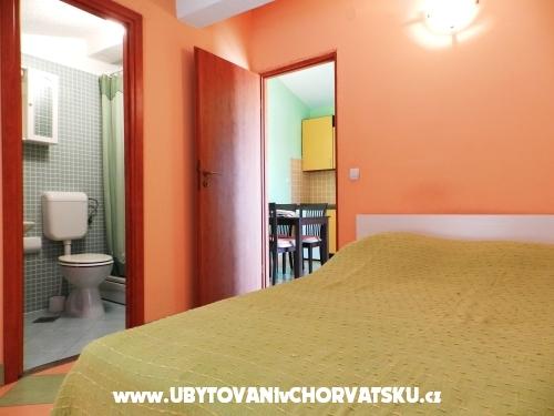 Apartmány Cvita - Šibenik Chorvatsko