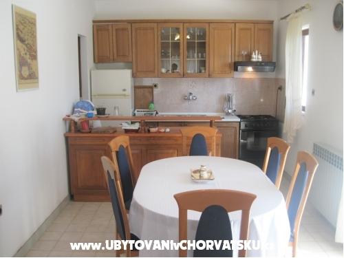 Apartmanok Grgas Tucilo - Šibenik Horvátország