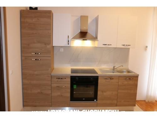 Apartmaji Grgas Tucilo - Šibenik Hrvaška
