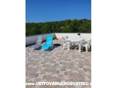 Apartmány Ljubić - Šibenik Chorvátsko