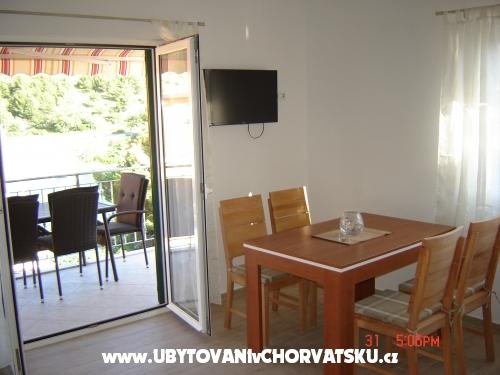 Apartmaji Males - Šibenik Hrvaška