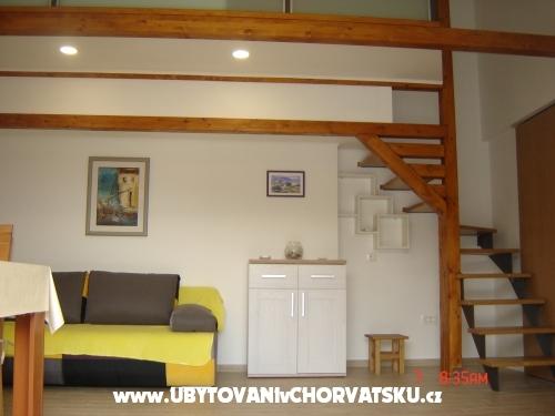 Apartmány Males - Šibenik Chorvatsko