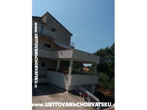 Apartmaji Menđušić - Šibenik Hrvaška