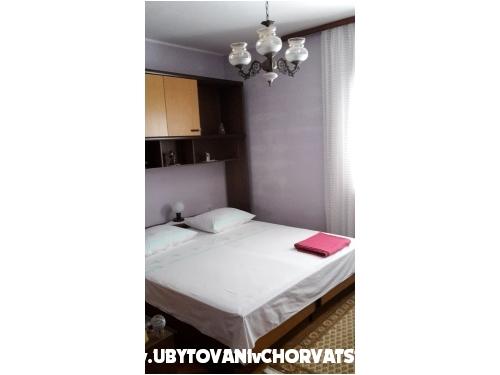 Apartmány Ruža - Šibenik Chorvatsko