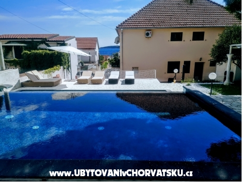 Apartmány SEA STAR - Šibenik Chorvátsko