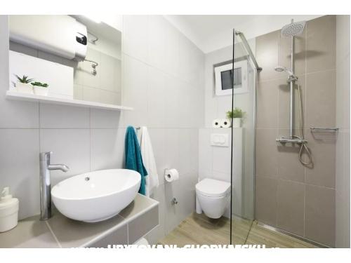 Apartmaji Šupe - Šibenik Hrvaška