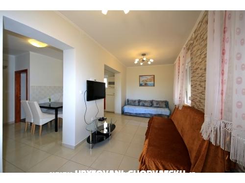 Appartementen Šuperba - Šibenik Kroatië
