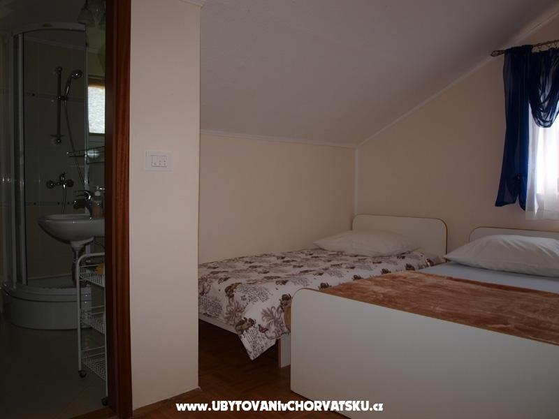 Апартаменты Žepina - Шибеник Хорватия