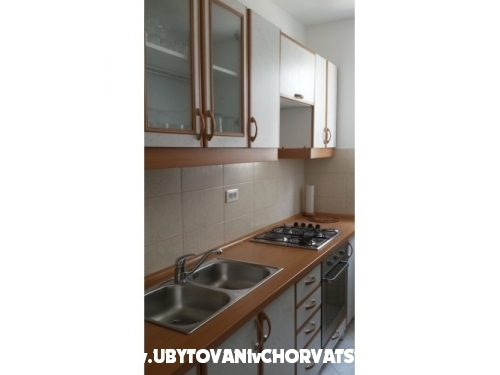 Apartmány Garden - Šibenik Chorvatsko