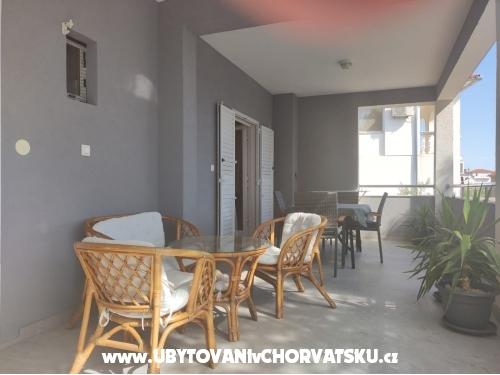 Apartmány Brodarica Gaj - Šibenik Chorvátsko