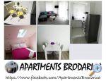 Apartmaji Brodarica