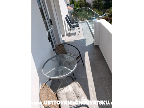 Appartements Djurdja - Šibenik Croatie