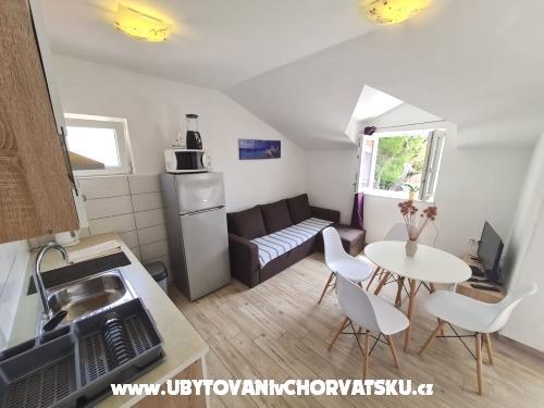 Apartmány Djurdja - Šibenik Chorvátsko