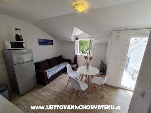 Apartmány Djurdja - Šibenik Chorvatsko