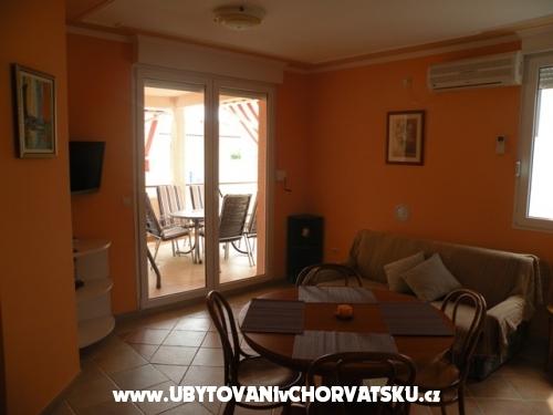 Apartmány Dumancic Žaborić - Šibenik Chorvátsko