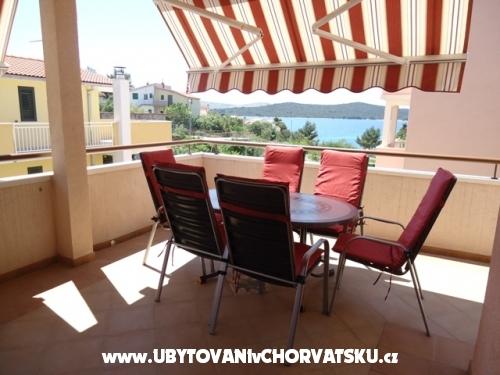 Apartm�ny Dumancic �abori� - �ibenik Chorvatsko