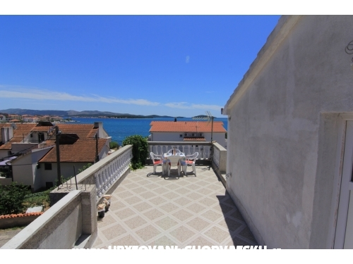 Brodarica beach house - Šibenik Horvátország