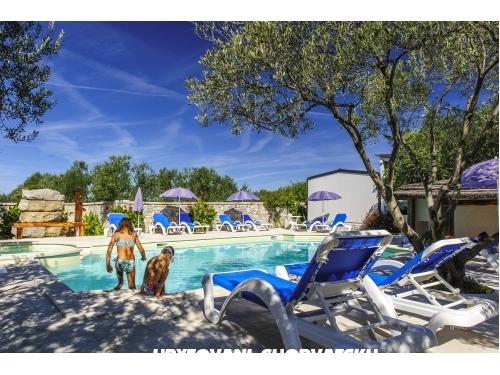 Holiday Resort Olive Garden Jadrija - Šibenik Chorvátsko