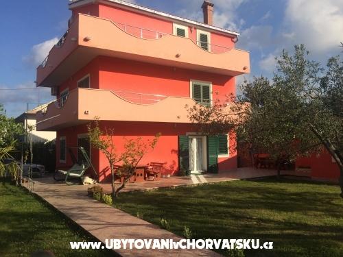 Apartmány Villa Magnolija - Šibenik Chorvatsko