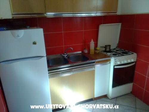 Appartementen Zatonka - Šibenik Kroatië