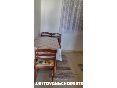 Apartmány Zatonka - Šibenik Chorvatsko