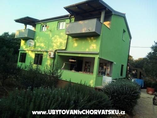 Apartman Raj na zemlji - ostrov Silba Horvátország