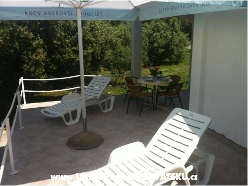 Seaview villa - ostrov Silba Hrvatska