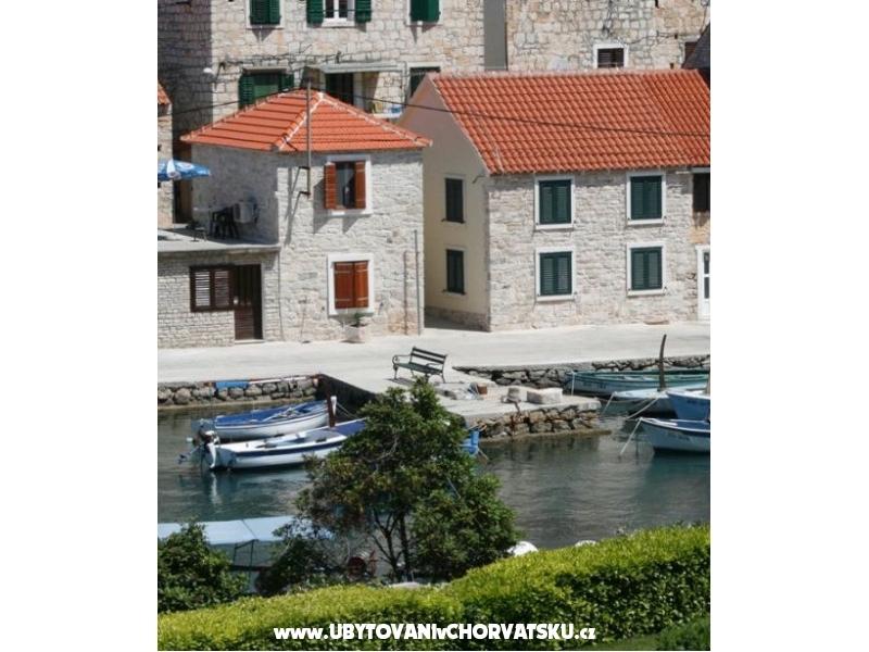 Apartmán Jele - ostrov Šolta Chorvatsko