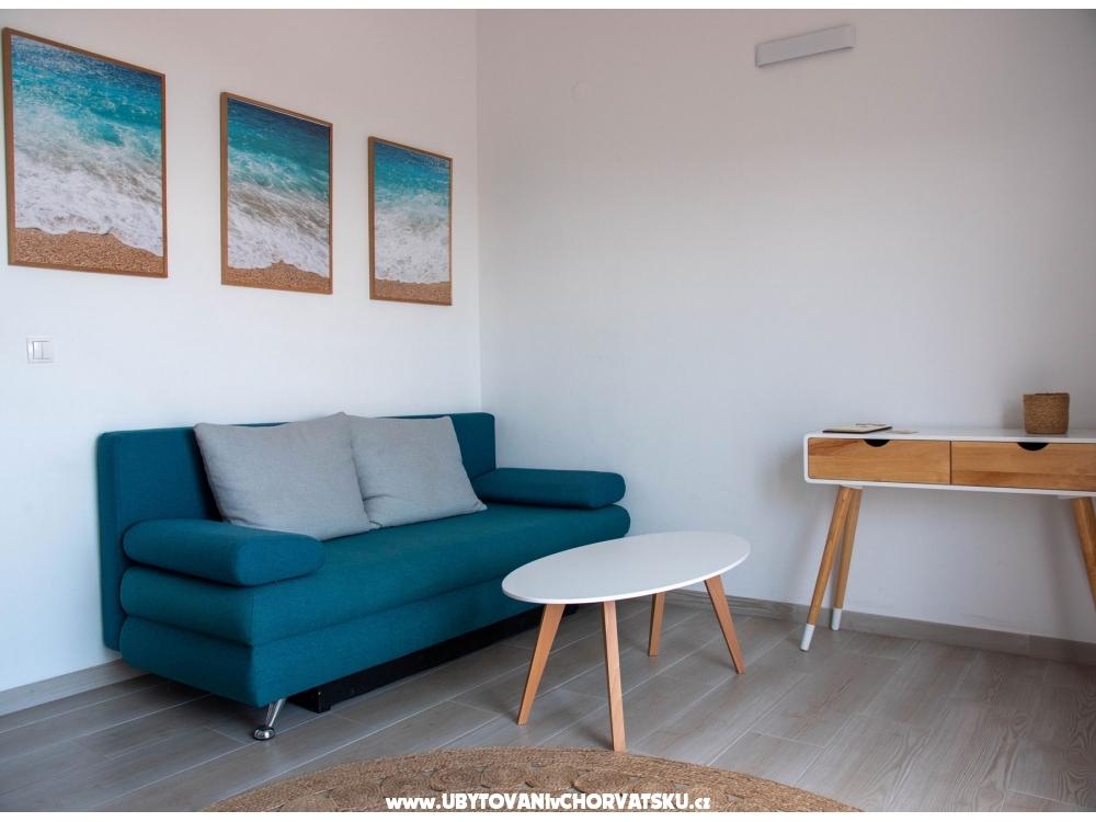 Sunny Apartmány Solta - ostrov Šolta Chorvatsko