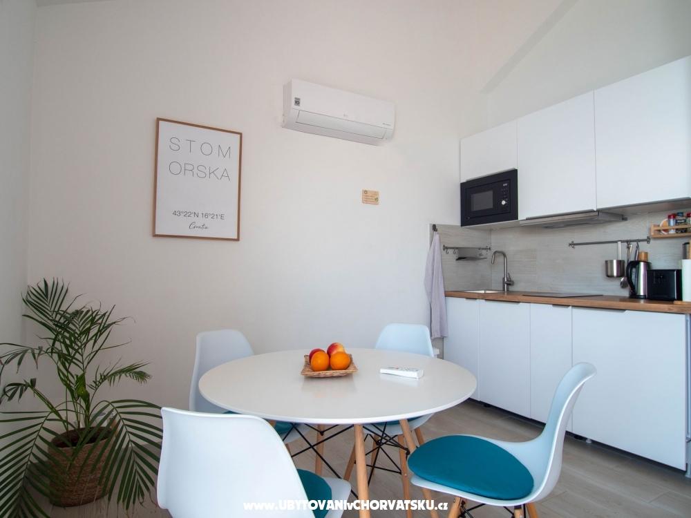 Sunny Apartmanok Solta - ostrov Šolta Horvátország