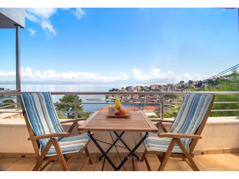 Appartement Leo - ostrov �olta Croatie